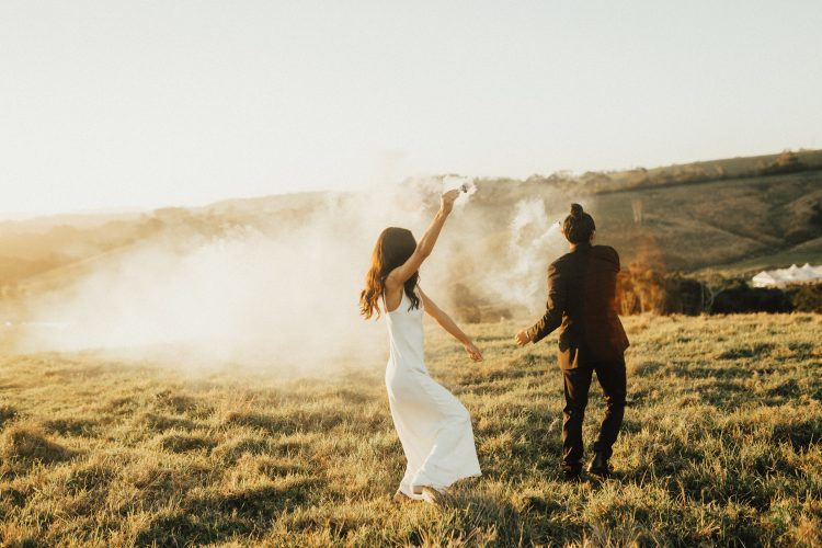 Forget Me Not Hinterland Wedding - Byron Bay Weddings