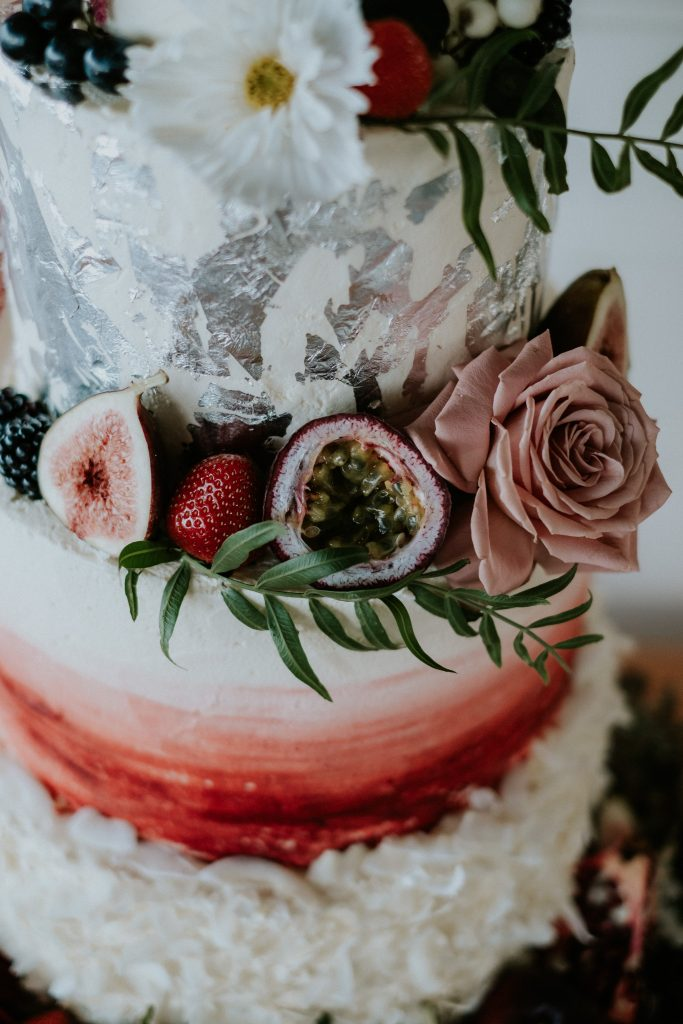 Cake by Sweet Obsessions at byronviewfarm