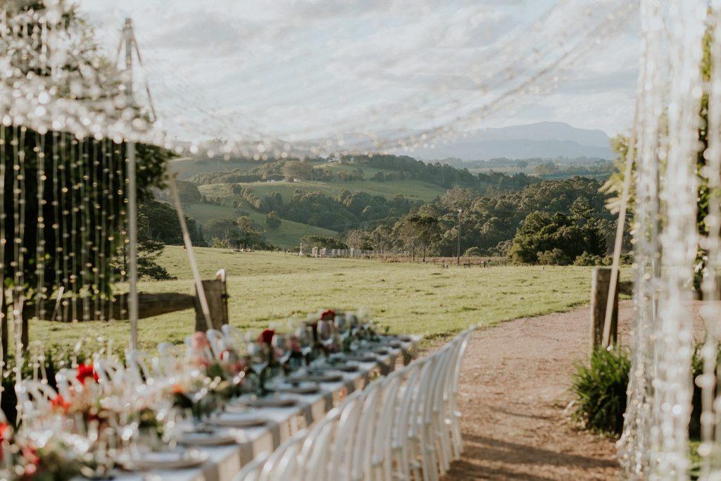 Winter wedding at byronviewfarm