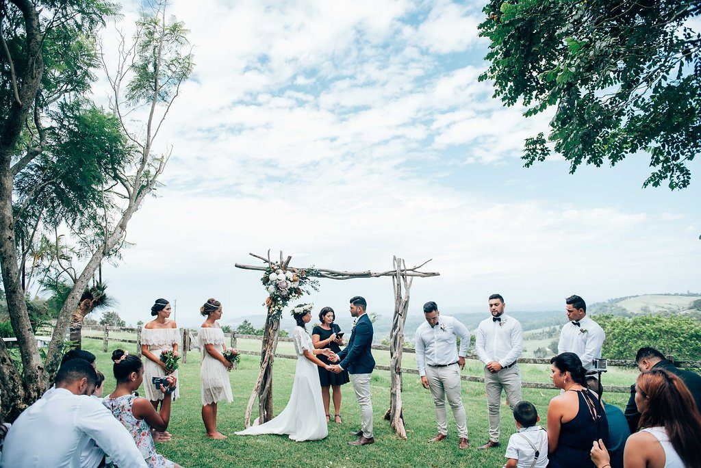 Wedding Venue Byronviewfarm - Byron Bay Weddings