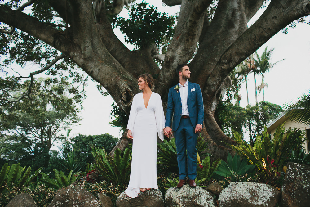 Wedding Venue Fig Tree - Byron Bay Weddings