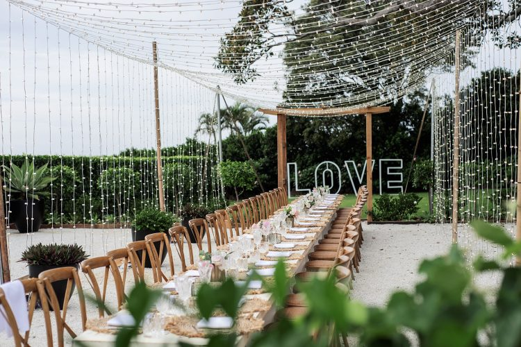 Fig Tree Outdoor Dining in Byron Bay