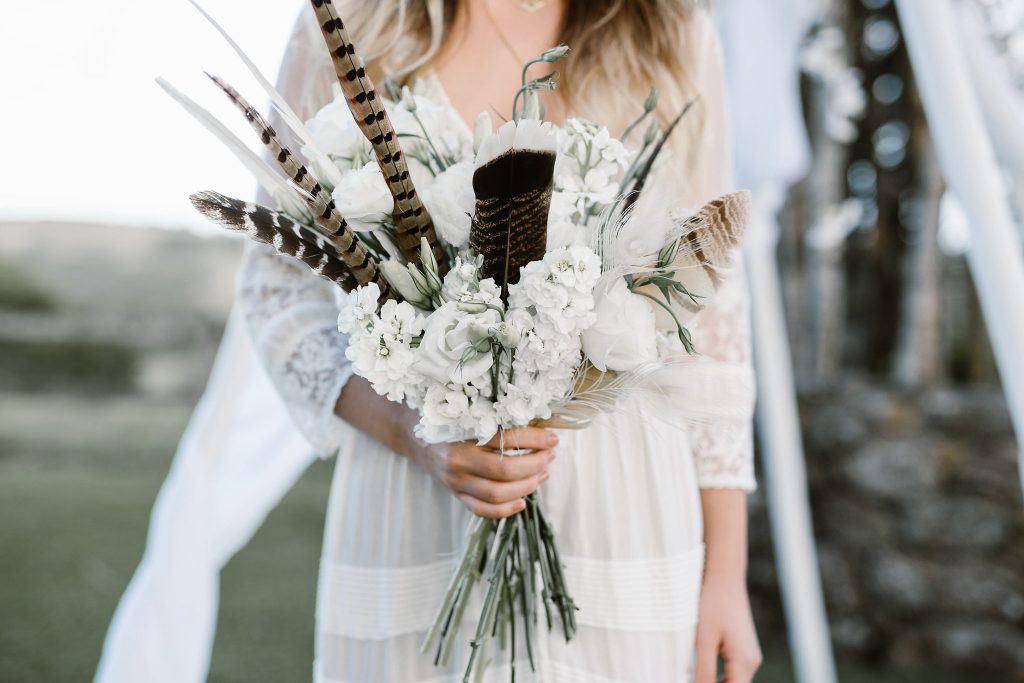 Wedding Bouquet - Byron Bay Weddings