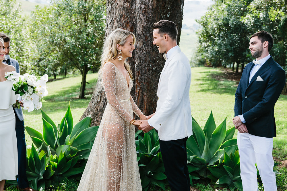 Orchard Estate Wedding - Byron Bay Weddings
