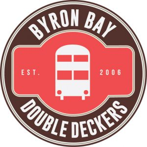 Byron Bay Double Deckers Logo