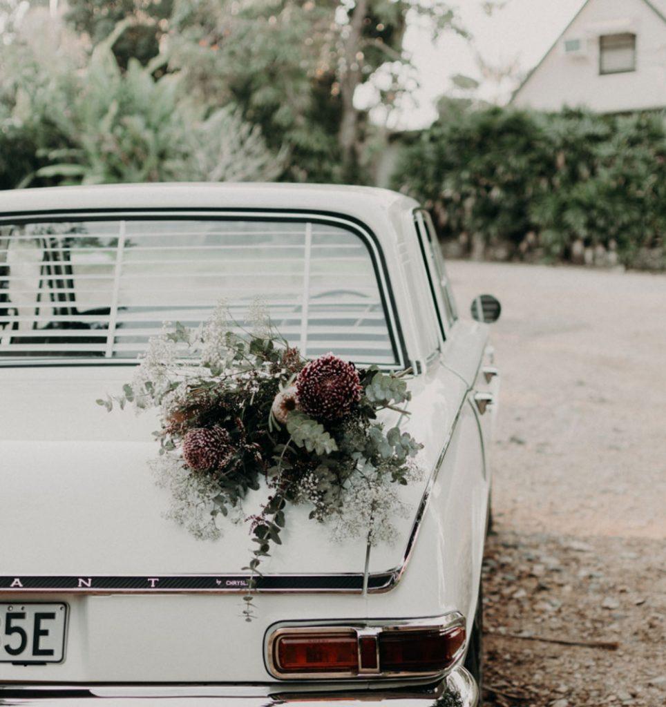 Byron Wedding Car Valiants Byron Bay Weddings