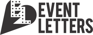 Event letters logo