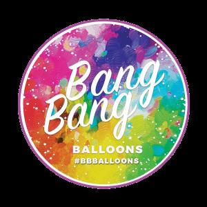 Big Bang Balloons Logo