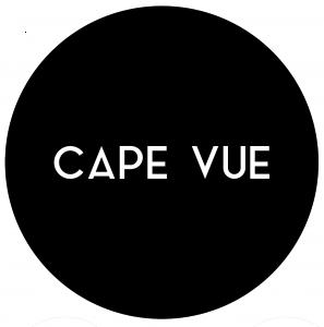 cape vue logo outlined