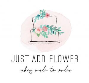 Just Add Flower logo