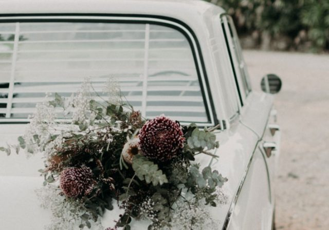 Byron Wedding Car Valiants Byron Bay Weddings