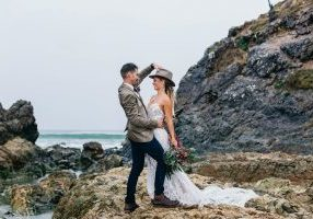 Beach Wedding Photos - Byron Bay Wedding