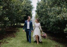 Orchard Estate Wedding - Byron Bay