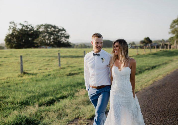BYRON BAY WEDDINGS BONNIE & MATT